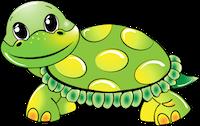 Turtles Stickers messages sticker-3
