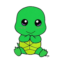 Turtles Stickers messages sticker-5