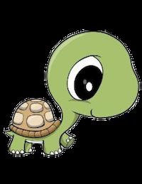 Turtles Stickers messages sticker-0