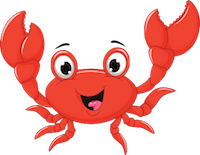 CrabMoji - Crab Stickers And Emoji Pack messages sticker-6