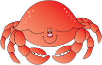 CrabMoji - Crab Stickers And Emoji Pack messages sticker-8