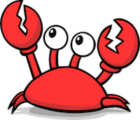 CrabMoji - Crab Stickers And Emoji Pack messages sticker-0