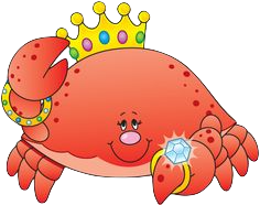 CrabMoji - Crab Stickers And Emoji Pack messages sticker-9