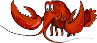 Lobster Stickers messages sticker-5