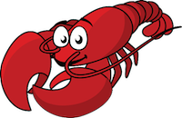 Lobster Stickers messages sticker-9