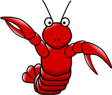 Lobster Stickers messages sticker-2