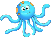 OctopusCute - Octopus Emoji And Stickers messages sticker-11