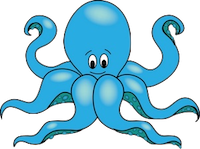 OctopusCute - Octopus Emoji And Stickers messages sticker-10