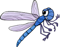 Dragonfly Stickers messages sticker-1