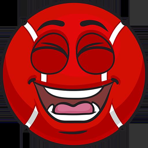 CricMoji - cricket emoji & stickers keyboard app messages sticker-7