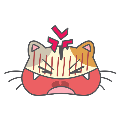 Kitty Emoji Lite messages sticker-9