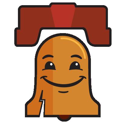 Philadelphia Sticker Pack messages sticker-0