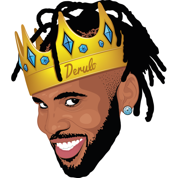 Jason Derulo Sticker Pack messages sticker-0