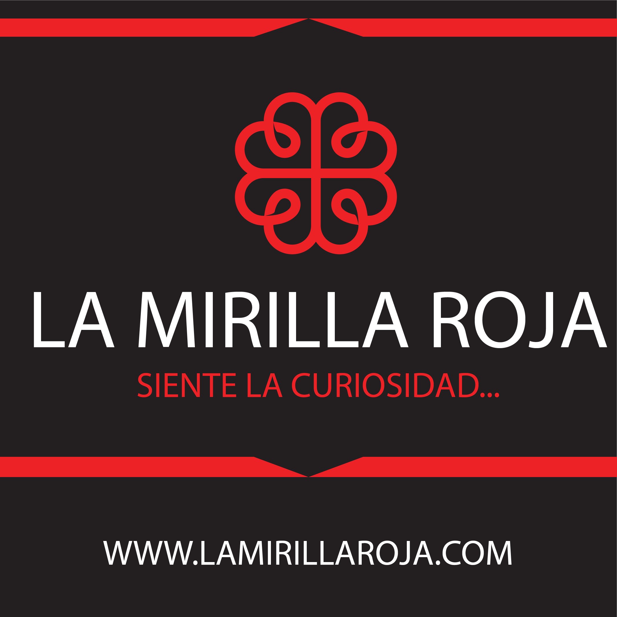 La Mirilla Roja Stickers messages sticker-0
