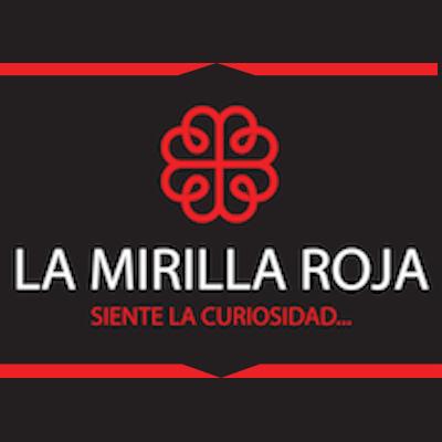 La Mirilla Roja Stickers messages sticker-1