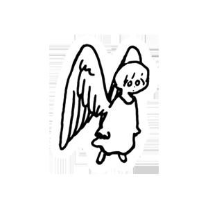 SRM glyph BK messages sticker-7