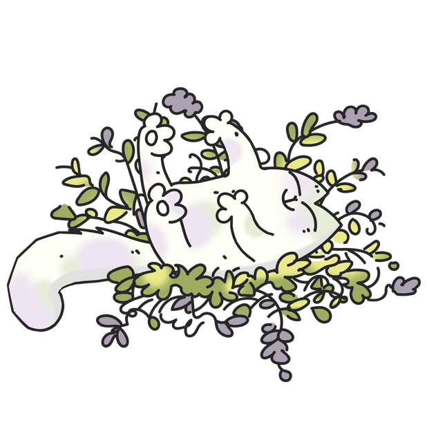 Simon's Cat - Crunch Time messages sticker-3