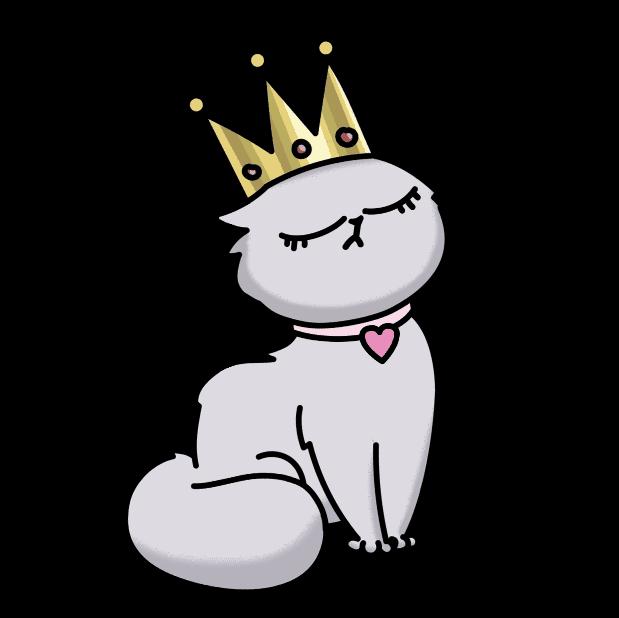 Simon's Cat - Crunch Time messages sticker-1