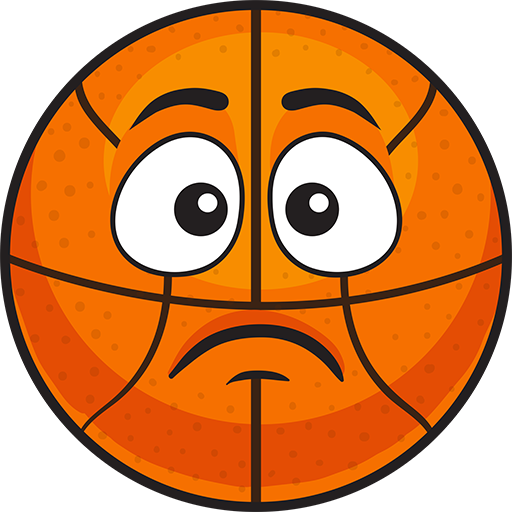 BasMoji - basketball emoji & stickers keyboard app messages sticker-4
