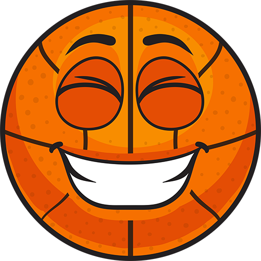 BasMoji - basketball emoji & stickers keyboard app messages sticker-6