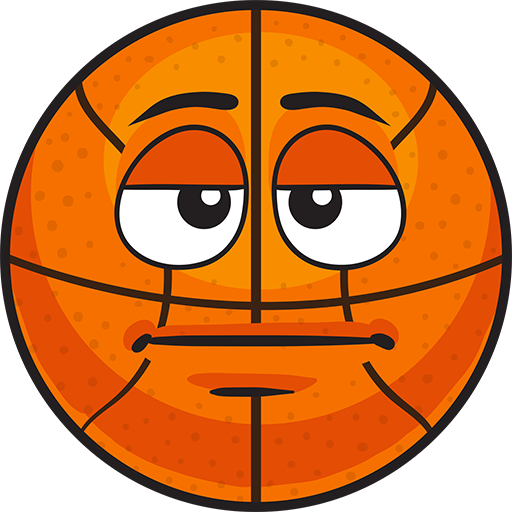 BasMoji - basketball emoji & stickers keyboard app messages sticker-10