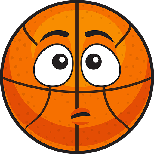 BasMoji - basketball emoji & stickers keyboard app messages sticker-11