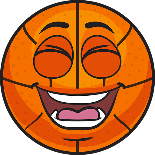 BasMoji - basketball emoji & stickers keyboard app messages sticker-7