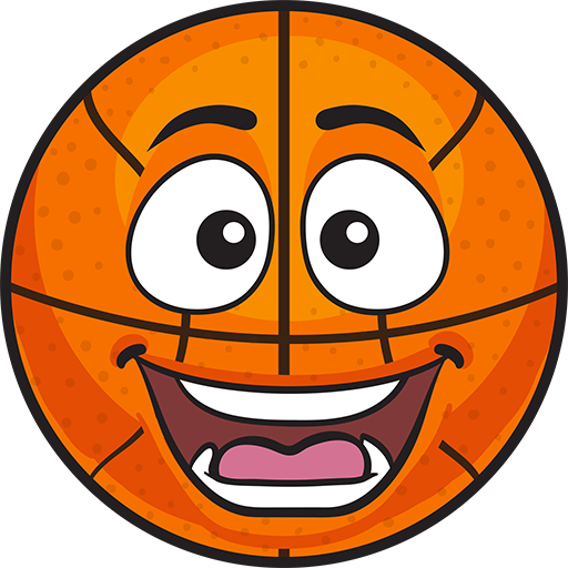 BasMoji - basketball emoji & stickers keyboard app messages sticker-2