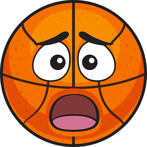 BasMoji - basketball emoji & stickers keyboard app messages sticker-3