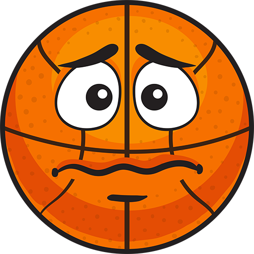 BasMoji - basketball emoji & stickers keyboard app messages sticker-9