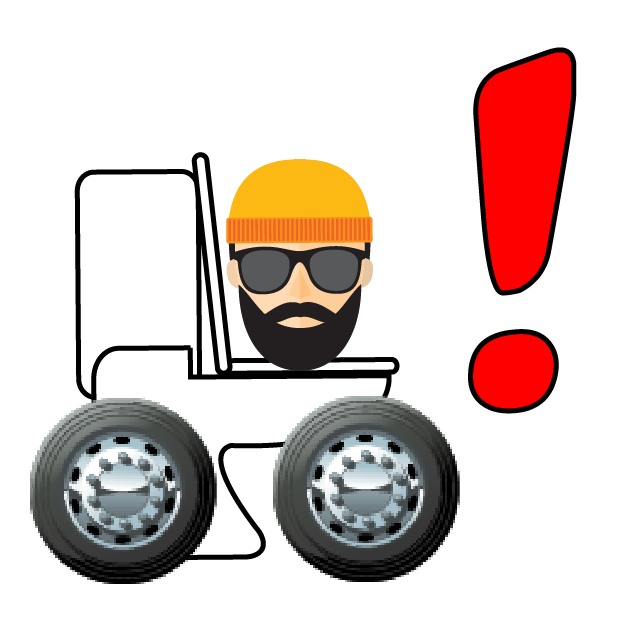 Toilet Time on Wheels-Hipster Camping messages sticker-11