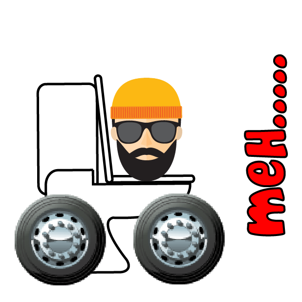 Toilet Time on Wheels-Hipster Camping messages sticker-10