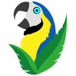 Parrot Stickers messages sticker-8