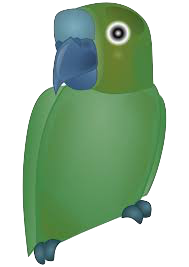 Parrot Stickers messages sticker-9