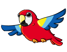 Parrot Stickers messages sticker-0