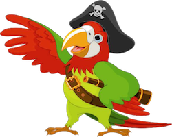 Parrot Stickers messages sticker-6