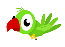 Parrot Stickers messages sticker-7