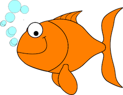 GoldFishMojis - GoldFish Emoji And Stickers messages sticker-4