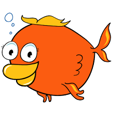 GoldFishMojis - GoldFish Emoji And Stickers messages sticker-5