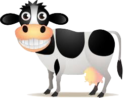 CowMojis - Cow Emojis And Stickers messages sticker-10