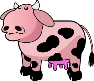 CowMojis - Cow Emojis And Stickers messages sticker-4