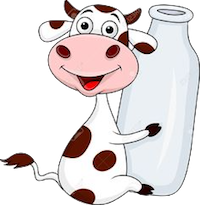 CowMojis - Cow Emojis And Stickers messages sticker-6