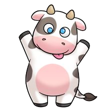 CowMojis - Cow Emojis And Stickers messages sticker-5