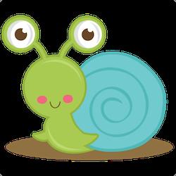Snail Stickers messages sticker-0