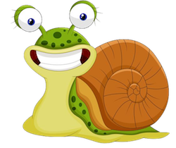 Snail Stickers messages sticker-11