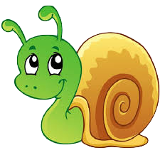 Snail Stickers messages sticker-1