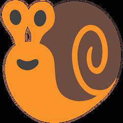 Snail Stickers messages sticker-3