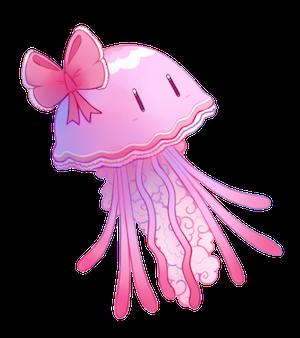 JellyFish Stickers messages sticker-8