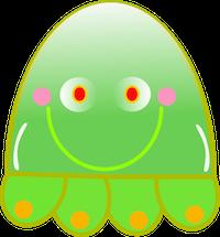 JellyFish Stickers messages sticker-5