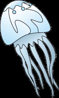 JellyFish Stickers messages sticker-10